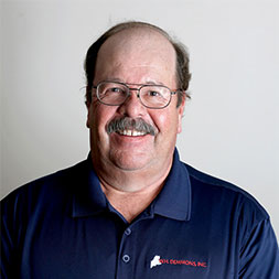 David Hink Sheet Metal Shop Manager / Safety Officer
