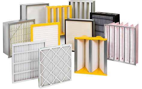 Air Filter Types